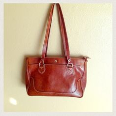 Etienne Aigner Handbags - soft leather purse shoulder bag  Etienne Aigner Handbag Oxblood leather