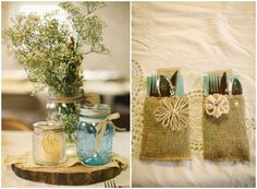 Rustic Wedding on a Budget photo | The Budget Savvy Bride