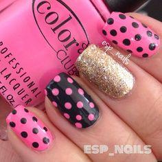 Instagram photo by esp_nails #nail #nails #nailart
