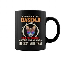 Im In Love With Basset Hound Dog MUG