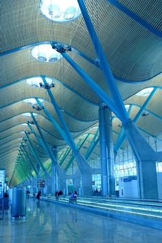 Madrid Barajas Airport, Richard Rogers Partnership / Studio Lamela