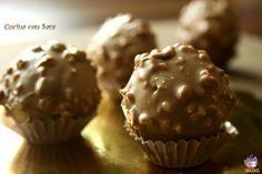 Ferrero rocher, cucina con sara