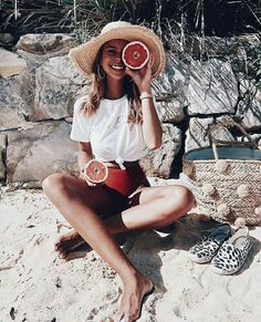 Buy v neck one piece swimsuit cool swimwear in 2019 summer p Summer Feeling, Summer Vibes, Mode Shoes, Summer Outfits Men, Beach Day Outfits, Outfit Summer, Shooting Photo, Summer Aesthetic, Summer Pictures
