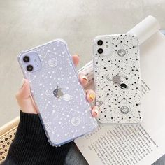 Outer Space Planet Stars Moon Spaceship Soft Clear Tpu Case Fundas For – elegantonlinemarket Girly Phone Cases, Pretty Iphone Cases, Iphone Phone Cases, Samsung Cases, Iphone Case Covers, Clear Phone Cases, S5 Samsung, Iphone 11 Pro Case, Samsung Galaxy