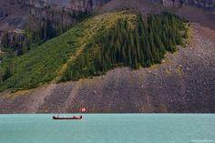 Lake Louise (Banff National Park) - IMG 0285 - Západní Kanada 2013