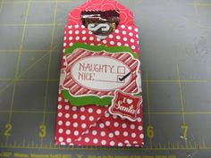 Tammy Stamp Happy: Tutorial using the Envelope Punch Board