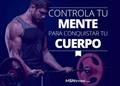 Controla tu mente para conquistar tu cuerpo. #fitness #motivation #motivacion #gym #musculacion #workhard #musculos #fuerza #chico #chica #chicofitness #chicafitness #sport