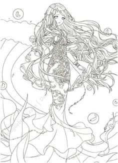 Cute Coloring Pages, Adult Coloring Pages, Coloring Books, Disney Princess Coloring Pages, Disney Princess Colors, Anime Lineart, Homemade Face Paints, Art Diary, Face Painting Designs