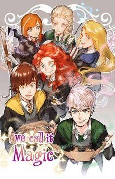 """You should read """"We call it Magic.! (RoftBTFD)"""" on #wattpad #fanfiction"""