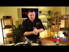 Vajas citromos lazac - YouTube Polo Ralph Lauren, Mens Tops, Recipes, Gothic, Food, Youtube, Goth, Rezepte, Essen