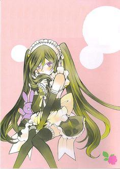 Alice - Pandora Hearts,Anime