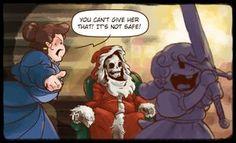 Dieses Geschenk ist nicht sicher für Kinder - na und? - http://www.dravenstales.ch/dieses-geschenk-ist-nicht-sicher-fuer-kinder-na-und/