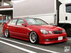 Toyota Aristo at Daikoku Futo PA in Yokohama,... - Rapid Japan | rapidjapan