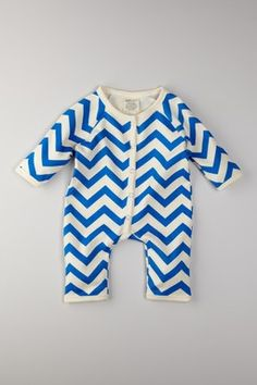 SoftBaby: 100% Organic: Organic Long Sleeve Romper
