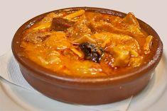 Callos a la madrileña ¡Disfruta de este plato tan típico y sabroso!  #CocinaEspañola #RecetasEspañolas #ComidaEspañola #UnaReceta #RecetaCallos #CallosAlaMadrileña #CallosDeCerdo