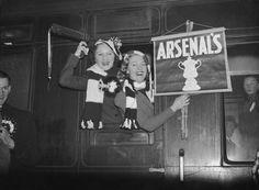 Fan banner. 20th February 1937.