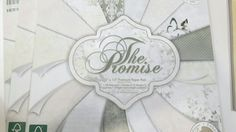 Álbum papeles scrap The Promise