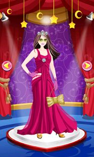 Dress Up Fashion Girls - screenshot thumbnail