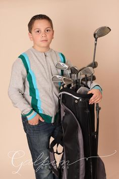 Fore, Axel & Hudson Cardigan for Boys.