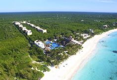 Catalonia Royal Tulum Beach and Spa Resort All-Adults/All-Inclusive  My Nephew's wedding next year in HOT AUGIST 2014