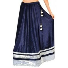 BANARASI GEORGETTE SKIRT