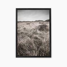 En ny serie fotoplakater sætter fokus på danmark, smukke detaljer i naturen og livet i yderområderne.