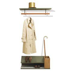 Belle Coat Rack