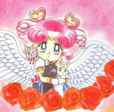 Sailor Moon 16 Figurines Caractères Action Chibiusa Jupiter Artemis Lune