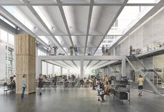 Gallery of Serie Architects Releases RCA Battersea Campus Proposal - 3