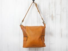 Leather Hobo Bag from Scaramanga's original and classic leather bag collections Classic Leather, Soft Leather, Leather Hobo Bags, Classic Handbags, Crossbody Bag, Tote Bag, Everyday Bag, Vegetable Tanned Leather, Leather Accessories