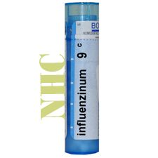 Influenzinum 9C, 80 Pellets, Boiron  Forget the flu shot- this works for me every year! Instructions from my homeopath: One dose weekly for four weeks, then wait a month and take the fifth dose.