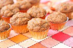 Vegane Kürbis-Muffins