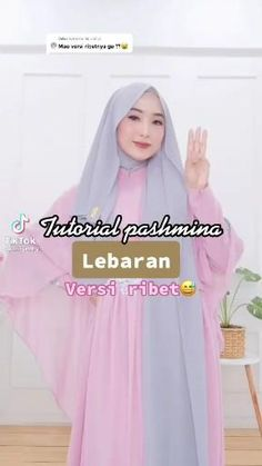 Hijab Fashion Summer, Modern Hijab Fashion, Muslim Women Fashion, Simple Hijab Tutorial, Hijab Style Tutorial, Hijab Gown, Hijab Dress Party, Stylish Hijab, Casual Hijab Outfit