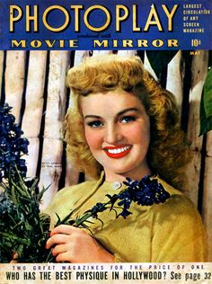 Betty Grable | by Vintage-Stars