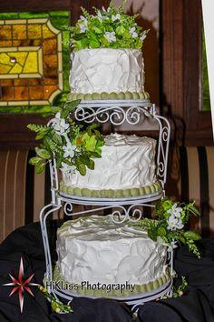 Celtic Wedding cake!