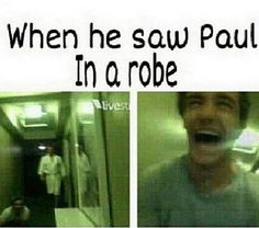 Liam Payne, the only person that can make me laugh just by looking at a picture of him laughing. Love Him :)