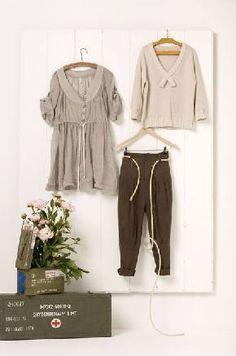 Organic clothing by Lisa Gorman