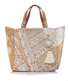 Star Mela Dara Mirror Tote Bag