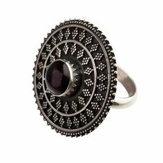 This is a beautiful sterling silver ring with a garnet round gemstone. Sterling silver ring with a garnet round gemstone. The item is your responsibility until it reaches us. Silver Earrings, Silver Jewelry, White Jewelry Box, Turquoise Jewelry, Garnet, Sterling Silver Rings, Jewelery, Women Jewelry, Gemstones