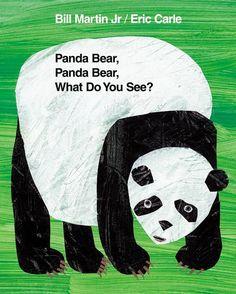 Panda Bear, Panda Bear Board Book
