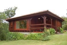 En este libro de ideas les traemos 9 casas de madera cálidas y acogedoras.