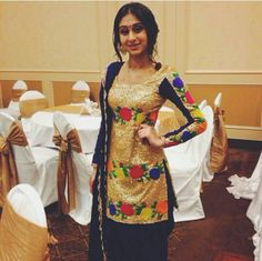 Punjabi Suit No flowers