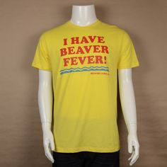 Beaver Fever Tee available at Bach!