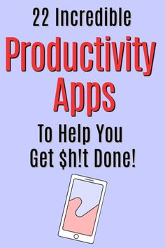 The top productivity apps to help you get organized, stay focused, and finally get stuff done! Learn about the best productivity apps to help you achieve Best Schedule App, Family Schedule, Kids Schedule, Career Quotes, Mindset Quotes, Success Quotes, Best Organization Apps, Best Free Apps, Schedule Templates