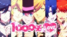 Resultado de imagen de uta no prince sama maji love 1000