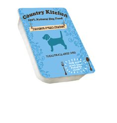 Win a box of Country Kitchen natural dog food trays - 10 x 395g