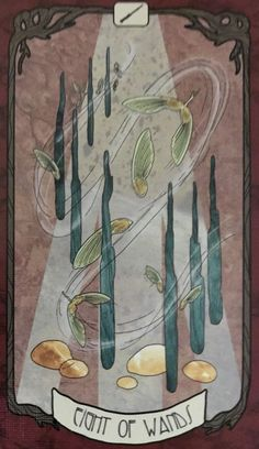Card of the Day – 8 of Wands – Wednesday, August 5, 2020 – Tarot by Cecelia
