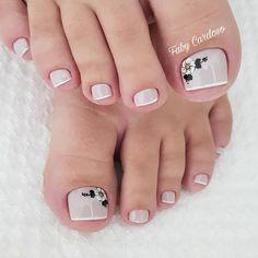 Feet Nails, Manicure E Pedicure, Toe Nail Designs, Sexy Toes, Nail Trends, Nail Tips, Nail Colors, Nail Art, Beauty