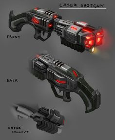 The Scatter Laser is a weapon in XCOM: Enemy Unknown. Description from xcom.wikia.com. I searched for this on bing.com/images