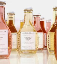 Infused Vinegars, Choose 2 by Halifax Hollow on Scoutmob Shoppe